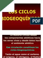 Ciclos Biogequimicos 2015-2