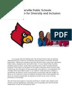 melderville public schools diversity plan