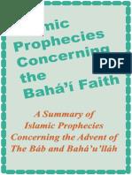 Islamic Prophecies by Motlagh