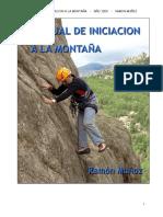 Manual de Iniciacion a La Montaña