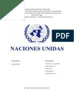 LA ONU Y LA POLÍTICA INTERNACIONAL