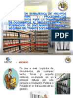 Curso de Archivo