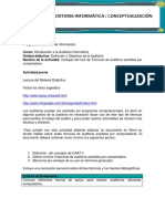 Actividad 2 Documento CAATS