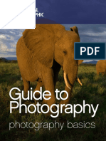 Nat Geo Guide To Photography