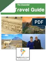 The Essential Peru Travel Guide
