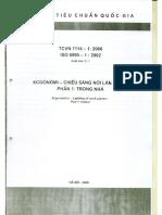 TCVN 7114-1.7114-3 2008 Chieu sang
