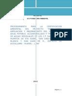Proceso de Certificacion - Dia