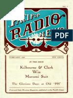 Pacific Radio Vol 1 2 Feb 1917