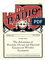 Pacific Radio Vol 1 3 Mar 1917
