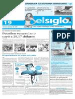 Edicion Impresa El Siglo 19-12-15