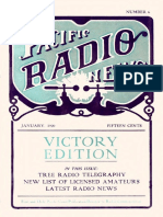 Pacific Radio Vol 1 6 Jan 1920