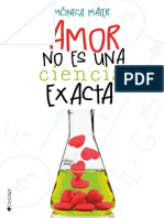 El Amor No Es Una Ciencia Exacta - Monica Maier