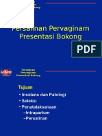 ALARM Bokong