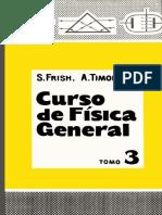 Curso de Física General. Tomo III