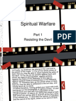 Spiritual Warfare.part 1