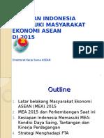 Kesiapan Ekonomi Indonesia