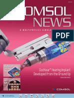 Comsol News 2012
