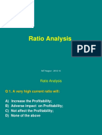 Ratio Analysis - 2