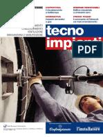 Vetrina Tecno shop 'Dispositivo wireless' - Tecno Impianti n. 6 - Settembre 2004 - www.intellisystem.it