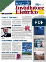 Vetrina Automatismi 'Telecontrollo remoto di automatismi' - Il Giornale dell'Installatore Elettrico n. 10 - 25 Luglio 2004 - Anno 26 - www.intellisystem.it