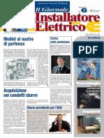 Novità 'Dispositivo wireless' - Il Giornale dell'Installatore Elettrico n. 6 - 25 Aprile 2004 - Anno 26   - www.intellisystem.it