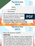 The Art of War Part 3