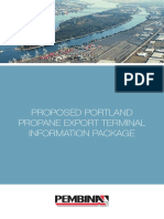 Propane Terminal Project