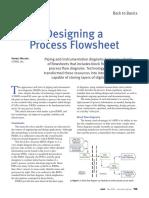 Process hook up drawings