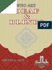 Deaf and Blind