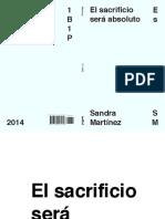 0005 Martinez El-sacrificio 2014