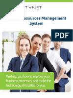 HR System English(1)