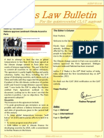 December Law Bulletin 2015