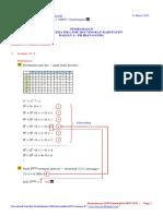 Pembahasan Osn Matematika Smp 2015 Tingkat Kabupaten (Bagian a Pilihan Ganda)