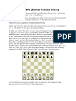 Chess960 Rules En