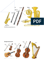 Different Instruments