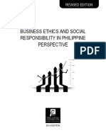 Business Ethics in Philippine Perspective