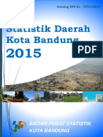 Statistik Daerah Kota Bandung