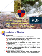 26th July 2005 Flood