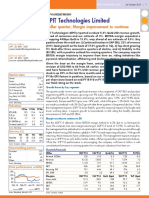 KPIT 2QFY16 Result Update - 151026