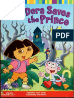 Dora Saves the Prince Story