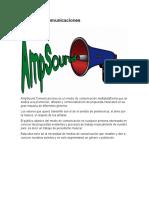 AmpSound Comunicaciones
