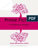 Cover Prose 2015