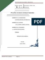 Impuesto de Alcabala 2012