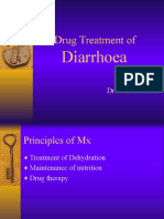 Drug Treatment of Diarrhoea