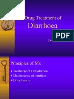 Drug Treatment of Diarrhoea