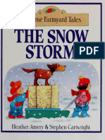 The Snow Storm Stroy