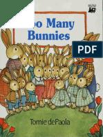 Too Many Bunnies Story