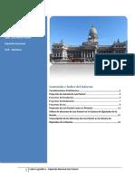 Informe de Labor Legislativa 2015 del diputado nacional Luis Pastori 2015