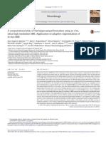 A Computational Atlas of the Hippocampal Formation Using Ex Vivo, Ultra-high Resolution MRI- Application to Adaptive Segmentation of in Vivo MRI_2015
