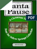 Yellow Springs Stories - Santa Pause